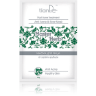 Очищающая маска для лица от угрей и рубцов Master Herb