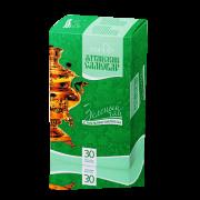 Зеленый чай с листьями мелиссы