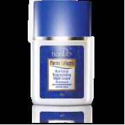 Питательный восстанавливающий ночной крем Marine Collagen