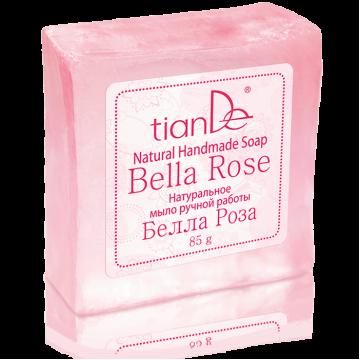 Натуральное мыло ручной работы «Белла Роза»