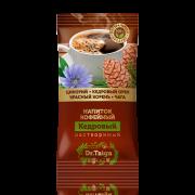 Напиток кофейный растворимый «Кедровый»