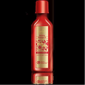 Массажное масло для тела Master Herb