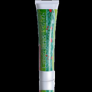 Зубная паста «Зеленый чай + женьшень Санчи»