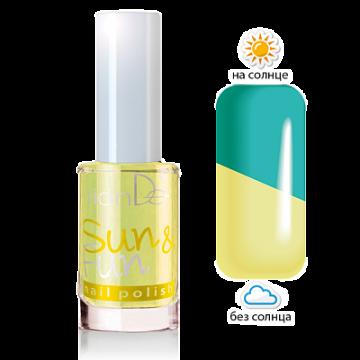 Лак для ногтей Sun & Fun